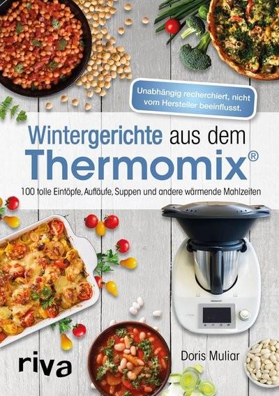 Buch-Cover: Wintergerichte aus dem Thermomix