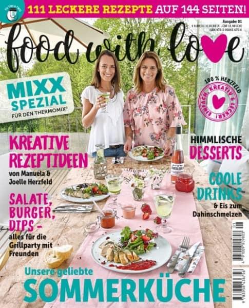 MIXX Spezial: Unsere geliebte Sommerküche | von und mit Food with Love