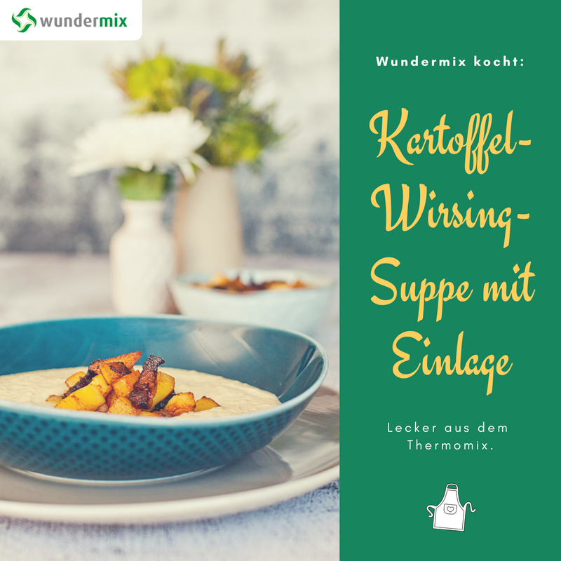 thermomix rezept kartoffel wirsing suppe mit einlage blog der online shop. Black Bedroom Furniture Sets. Home Design Ideas