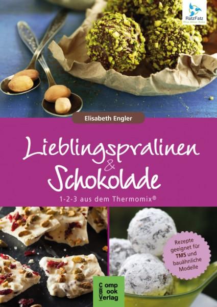 «Lieblings-Pralinen und Schokolade 1-2-3 aus dem Thermomix»