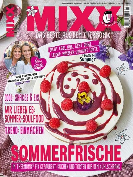 Zeitschrift MIXX - Ausgabe 05/2020 (Juli/August)
