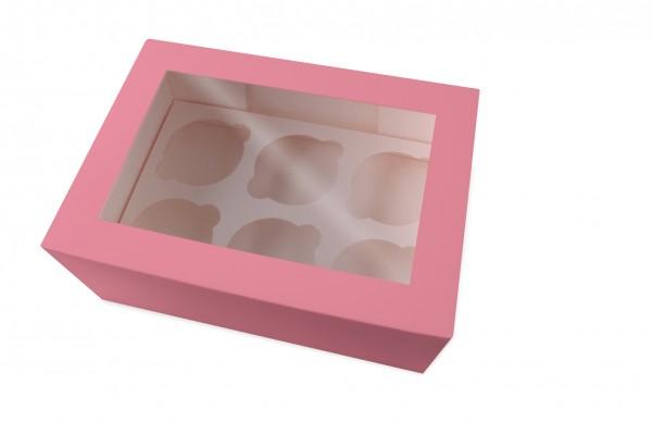 Muffin/Cupcake-Box (2er-Set)