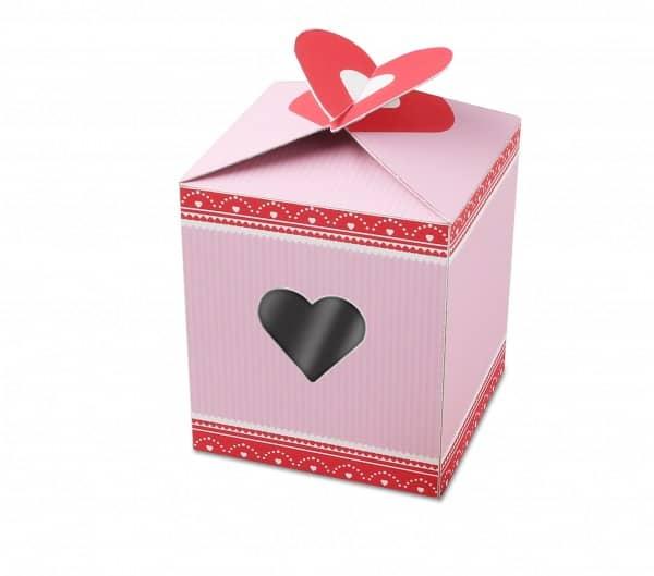 """Geschenkbox """"Süße Leckereien"""" (2er-Pack)"""