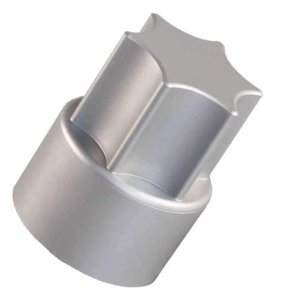 TeigTwister® | Teiglöser aus Aluminium für Monsieur Cuisine Connect