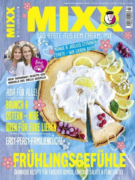 Zeitschrift MIXX - Ausgabe 03/2020 (März/April)