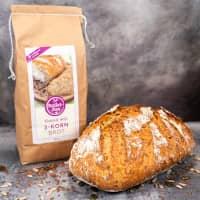 Brotbackmischung «3-Korn-Brot» | 1000g