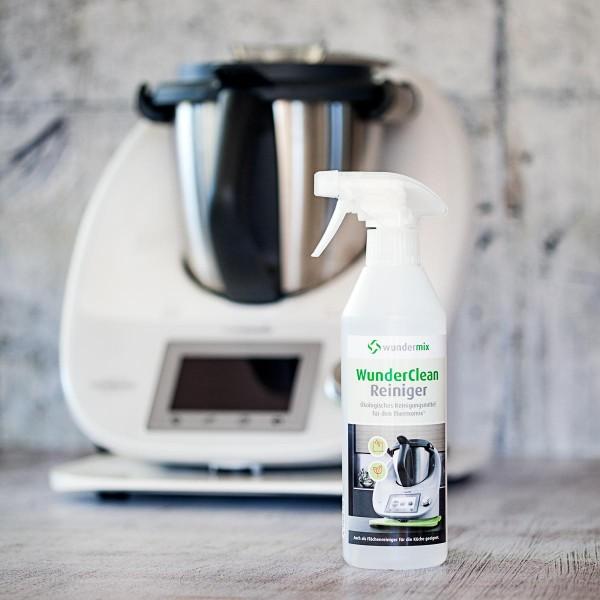 WunderClean Reiniger - Ökologisches Reinigungsmittel für Thermomix TM6/TM5/TM31