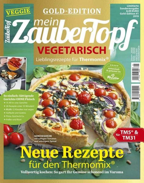 mein ZauberTopf Gold-Edition «Vegetarisch»