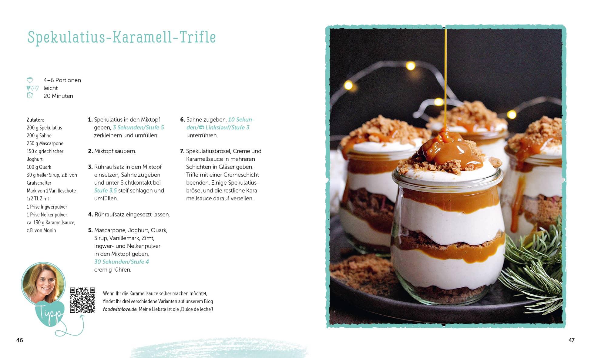 Sommerküche Food With Love : Food with love himmlische desserts rezepte mit dem thermomix