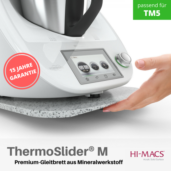 ThermoSlider® M V1 - Grey Sand - für TM5/TM6