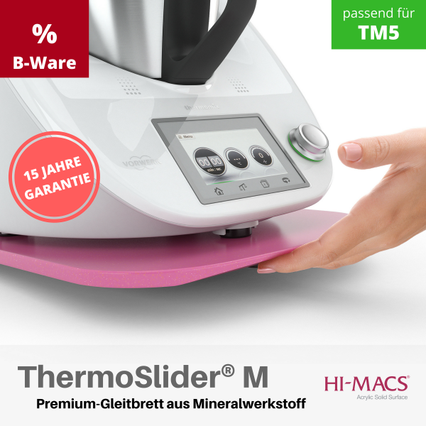 ThermoSlider® M V1 - Kandy Pink TM5 [B-Ware]