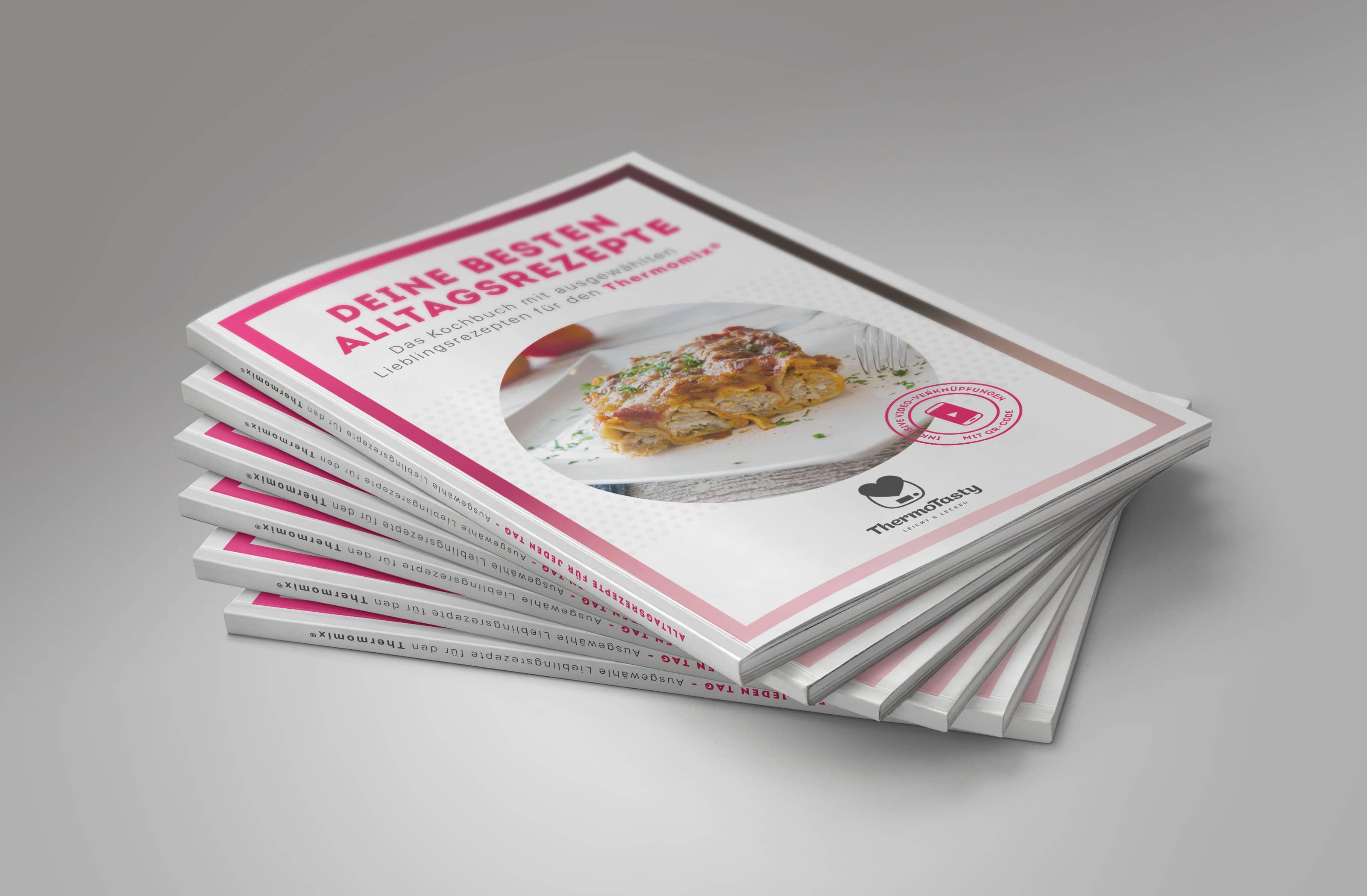 Thermotasty Deine Besten Alltagsrezepte Das Kochbuch Mit