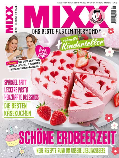 Zeitschrift MIXX - Ausgabe 04/2021 (März/April)