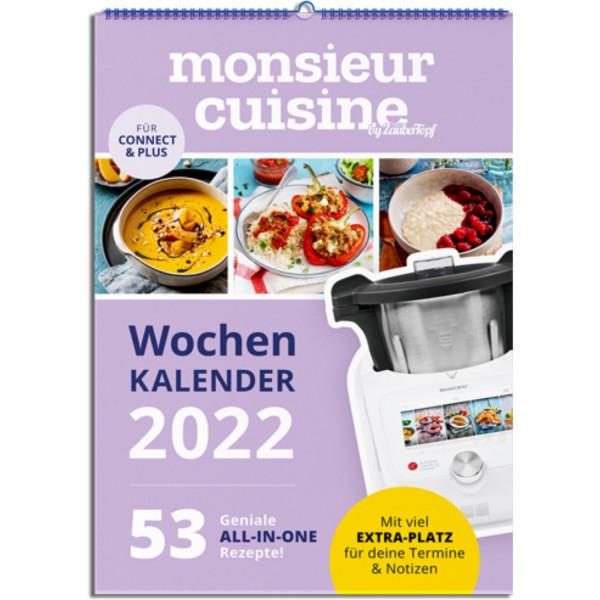 monsieur cuisine by mein ZauberTopf - Wochenkalender 2022