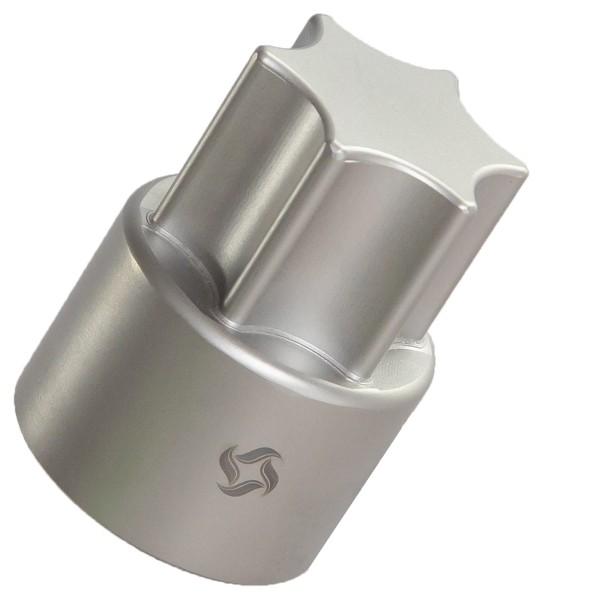 TeigTwister® - Teiglöser aus Edelstahl für Thermomix-Mixtopf