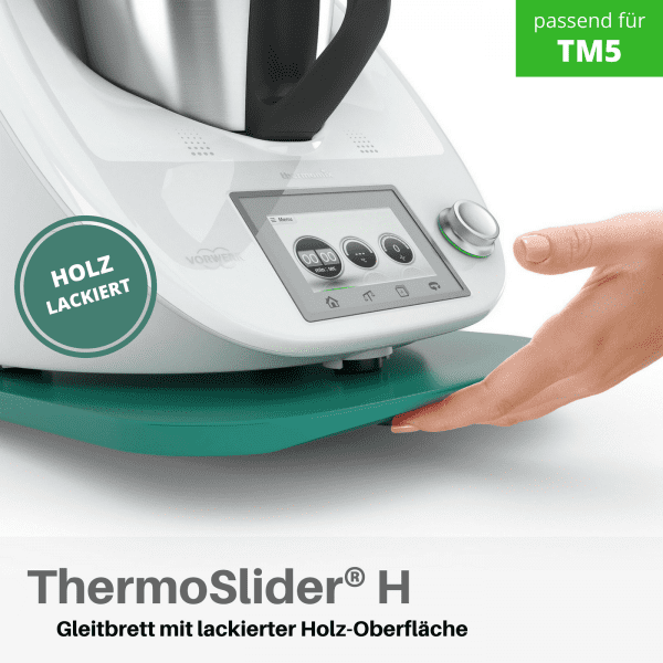 ThermoSlider® H V1 - Türkisblau - für TM5/TM6