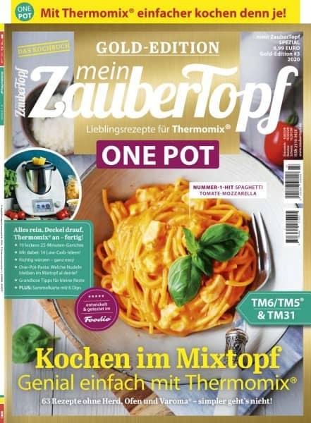 mein ZauberTopf Gold-Edition «One Pot»   Ausgabe 03/2020
