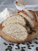 Brotbackmischung «Dinkel-Saaten-Brot» |1000g