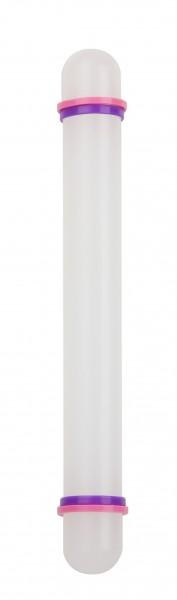 Glätter für Marzipan und Fondant - Ausrollstab 23 cm