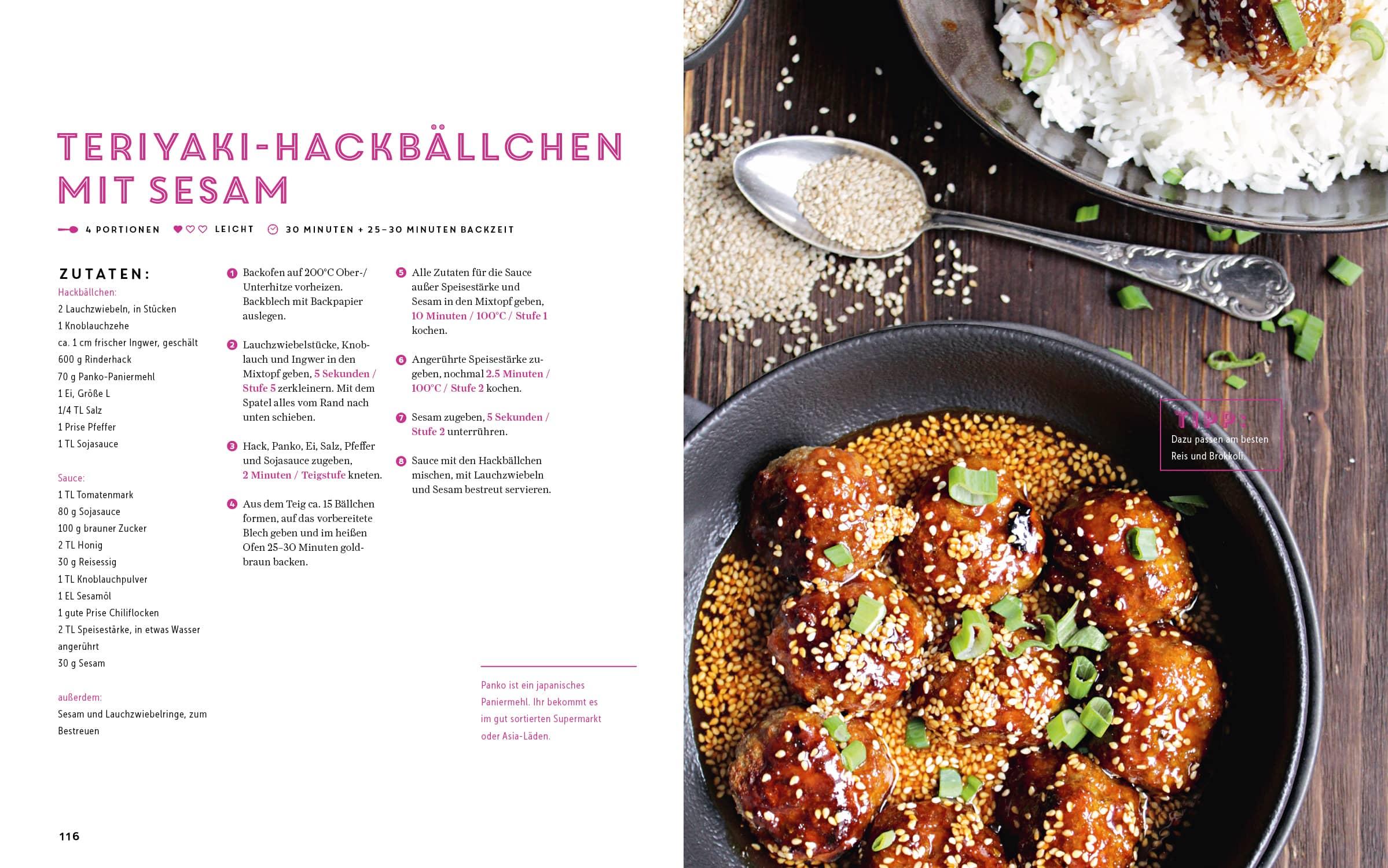 Sommerküche Food With Love : Soulfood with love rezepte zum glücklichsein mit dem thermomix