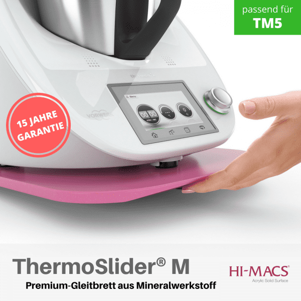 ThermoSlider® M V1 - Kandy Pink - für TM5/TM6