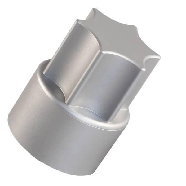 TeigTwister® | Teiglöser aus Aluminium