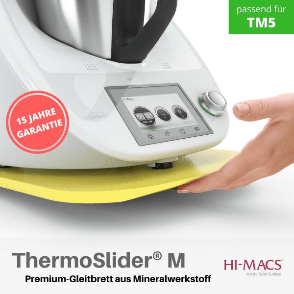 ThermoSlider® M V1 - Lemon Squash - für TM5
