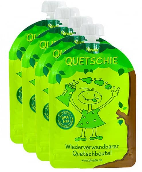 Quetschies (4er-Pack)