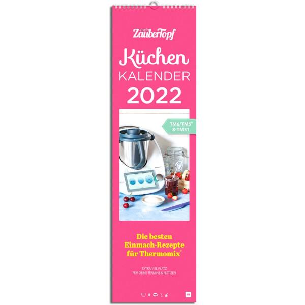 mein ZauberTopf - Küchenkalender 2022