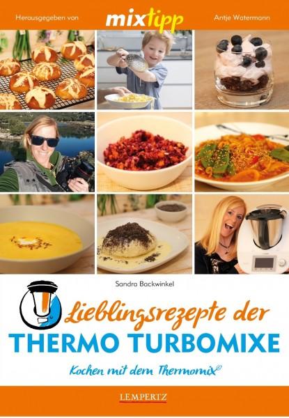 Buch: Lieblingsrezepte der Thermo Turbomixe